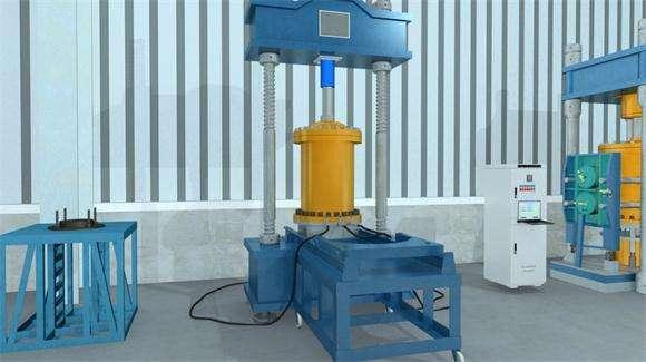 人造板机械液压系统