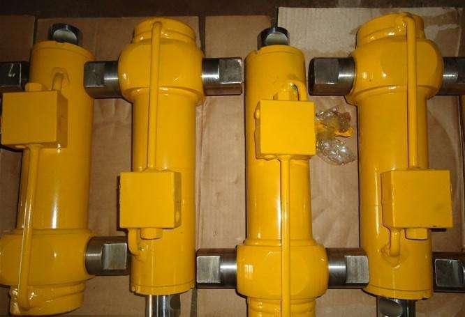 建材机械液压系统