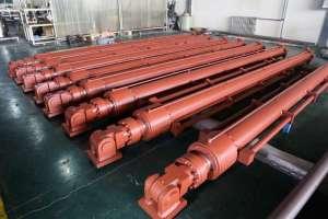 金属成形设备非标液压系统