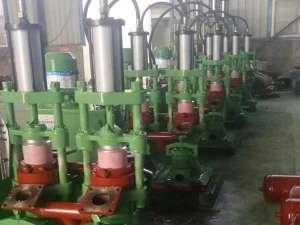陶瓷机械液压系统
