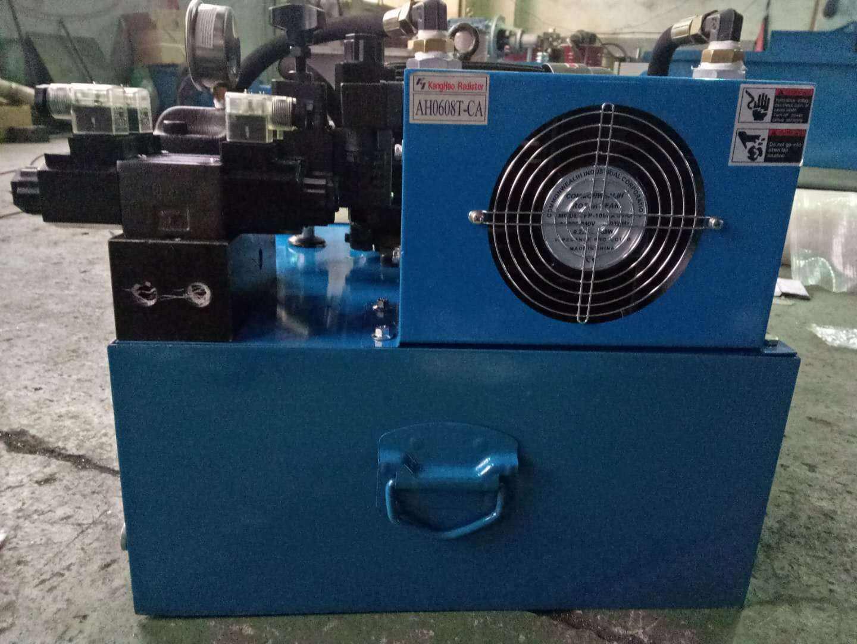 水冷却器液压站