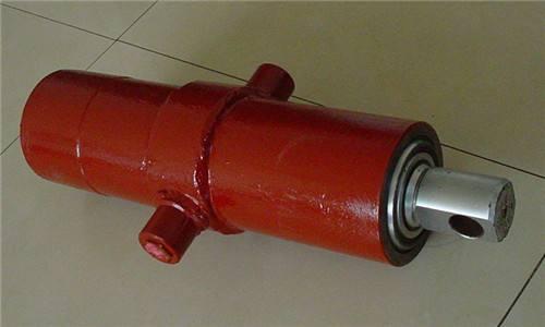 卸车平台油缸