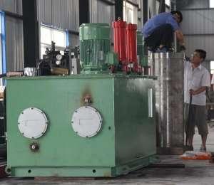 伺服油缸液磨液压缸