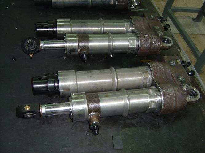 液压油缸的分类以及维护保养