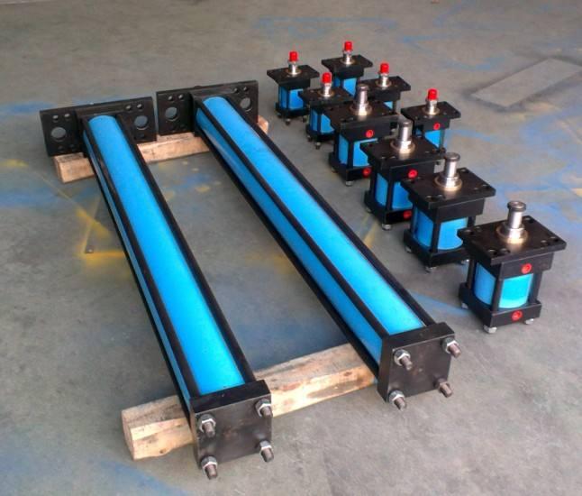 液压油缸泵站的使用方法以及保养方法