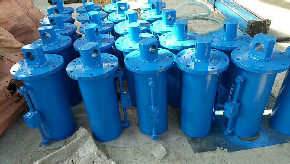 液压油缸的选用方法以及影响液压油缸运作的因素