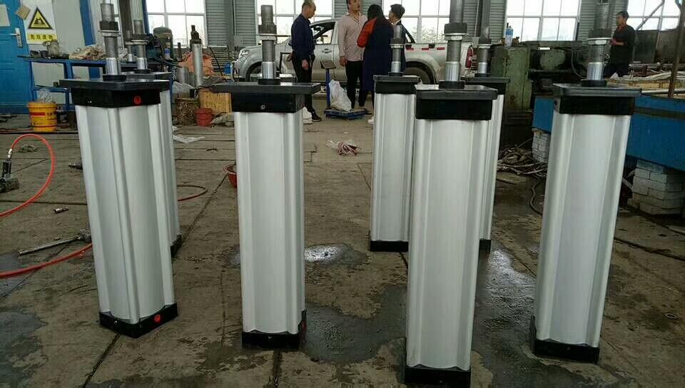 液压油缸的运用保护以及防护方法